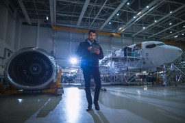 Système de gestion de la sécurité appliqué à la maintenance des aéronefs